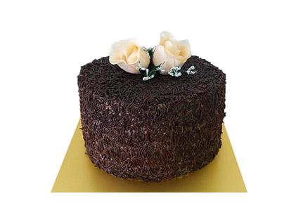 کیک سالگرد عروسی - کیک گلاب 4 | کیک آف