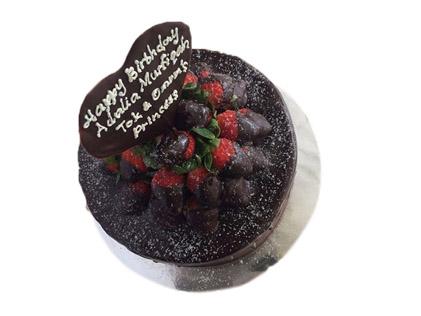 کیک شکلاتی - کیک شکلاتی مهر آنا | کیک آف