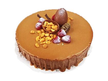 سفارش اینترنتی کیک - کیک چلسمه | کیک آف