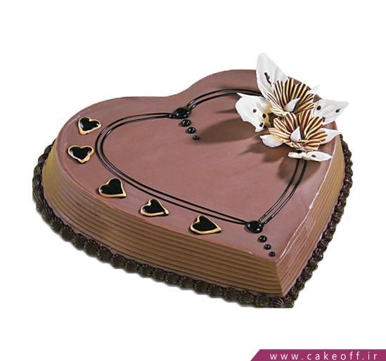 کیک عاشقانه مهرپرور