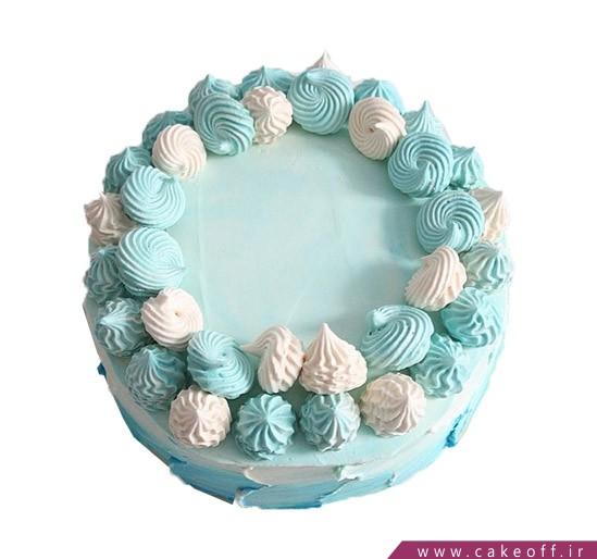 سفارش اینترنتی کیک - کیک موج دریا | کیک آف