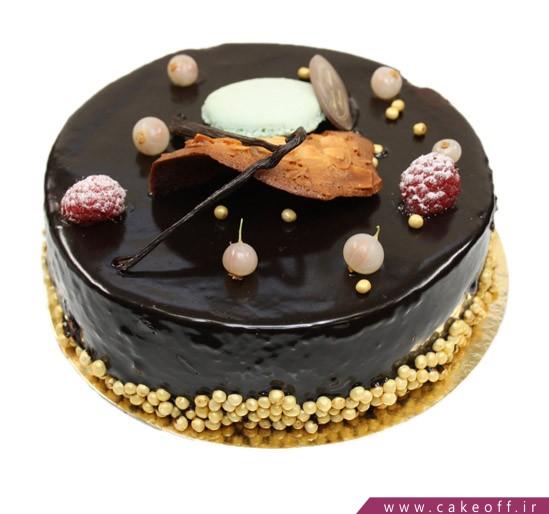 خرید آنلاین کیک - کیک وانیک 3   کیک آف