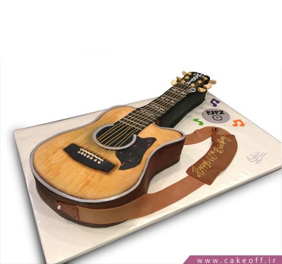 کیک گیتار دیوید گیلمور