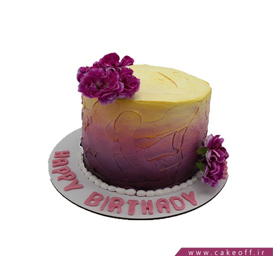 کیک های تولد - کیک لادن | کیک آف