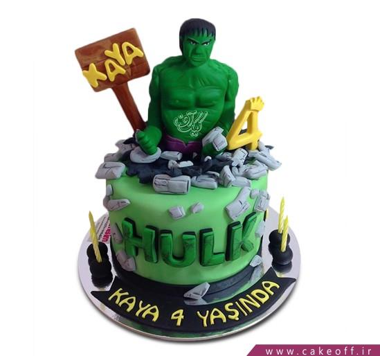 کیک هالک 2