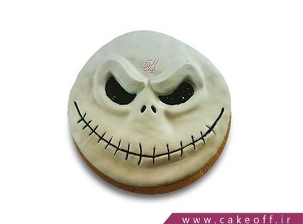 کیک وحشتناک - کیک هالووین - کیک من یه فضایی عصبانی ام  | کیک آف