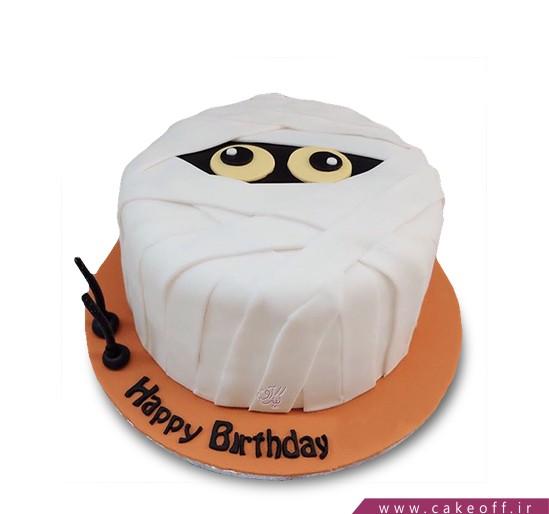 کیک مومیایی در تله