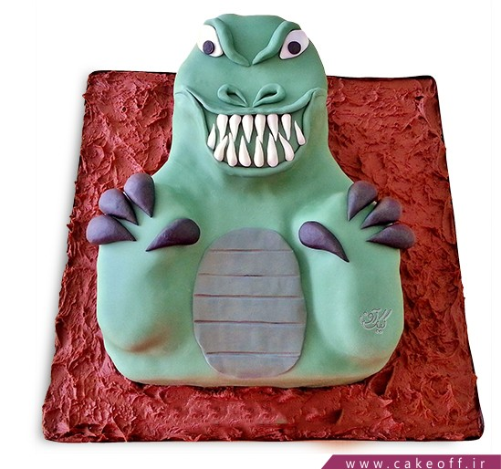 کیک بازگشت دراکولا به شهر