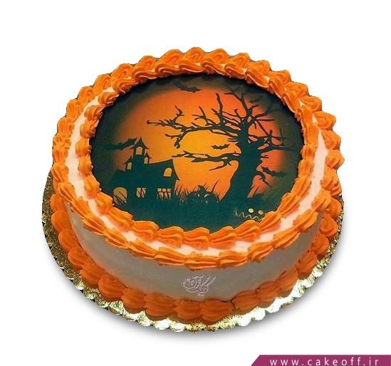 کیک کلبه وحشت