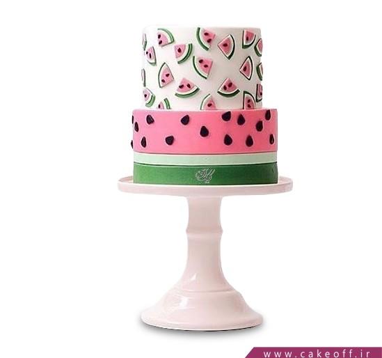 کیک مینی قاچ