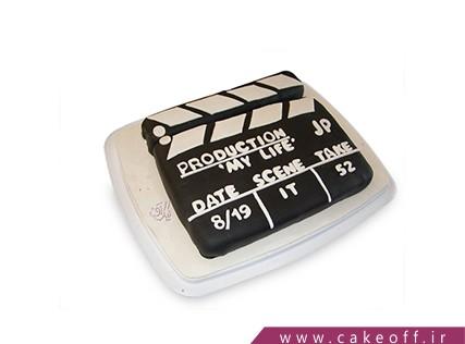 کیک کلاکت - کیک کارگردان حاذق | کیک آف