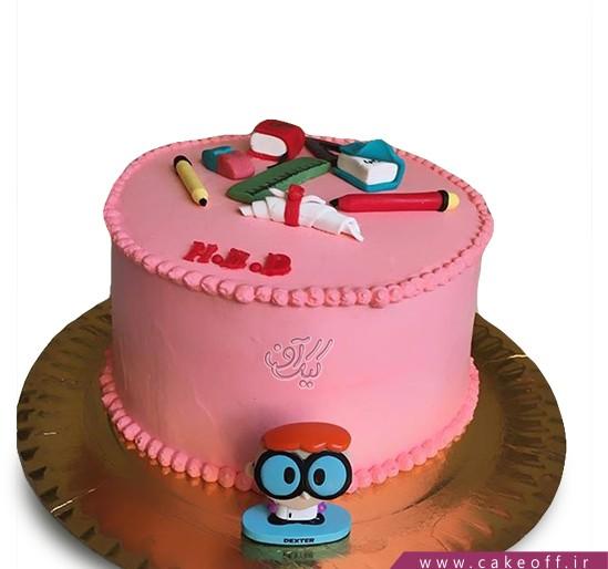 کیک روز دانش آموز - کیک شاگرد اول | کیک آف