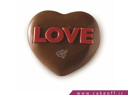 کیک تولد عاشقانه - کیک قلب - کیک عاشقانه دو تا پرنده هستیم | کیک آف