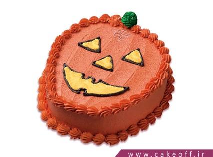 کیک هالووین - کیک ترسناک - کیک ازم نترس من یه کیکم | کیک آف