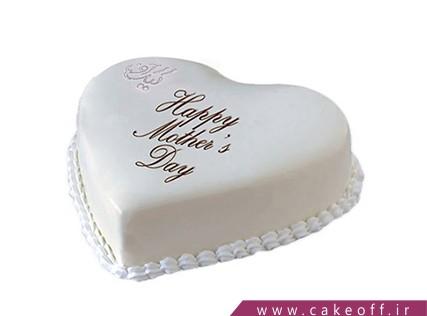کیک تولد عاشقانه - کیک قلب - کیک عشاق | کیک آف