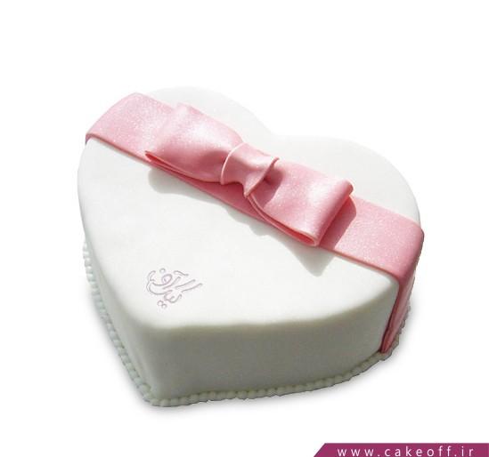 کیک قلبم را بپذیر