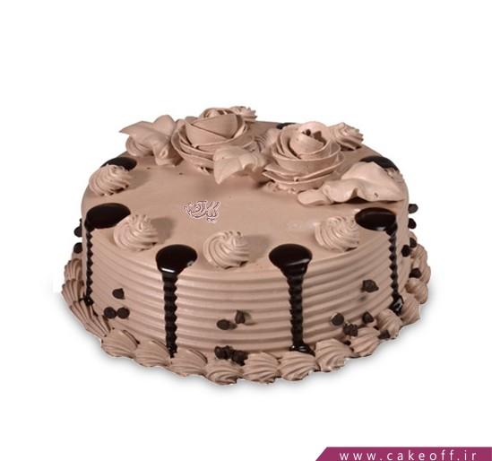 کیک تولد خاص - کیک تولد زیبا - کیک هدیه ای برای تو   کیک آف