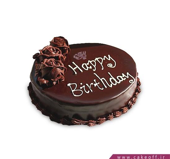 کیک شکلاتی - کیک تولد - کیک یه لقمه شکلات | کیک آف