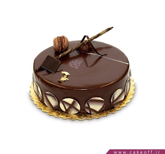 کیک تولد - کیک شکلاتی - کیک الاکلنگ شکلاتی | کیک آف