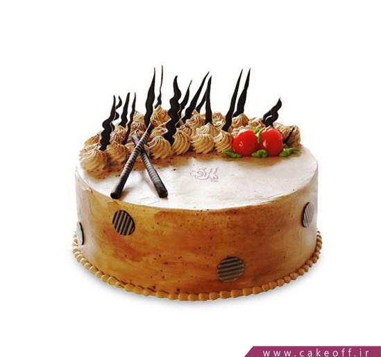 کیک شکلاتی - کیک تولد - کیک دژ شکلاتی | کیک آف