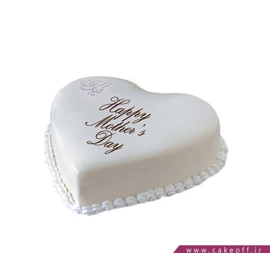 کیک تولد عاشقانه - کیک قلب - کیک عاشق شدی نترس | کیک آف