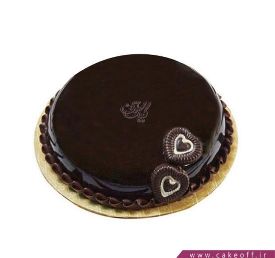 کیک شکلاتی - سفارش کیک تولد - کیک چاکلت خوشمزهی من | کیک آف