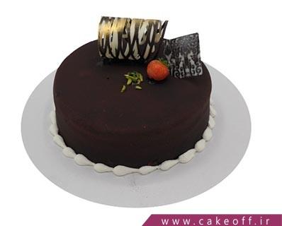 کیک شکلاتی ساده - کیک کاکائویی میلاوه | کیک آف