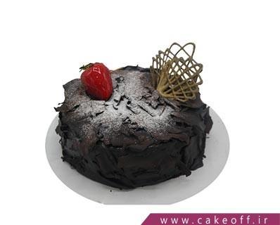 کیک شکلاتی ساده - کیک کاکائویی آندلس زیبا | کیک آف