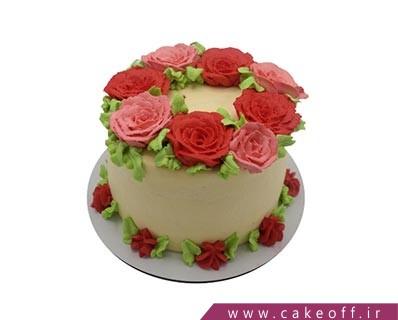 کیک بی بی در باغ گل | کیک آف