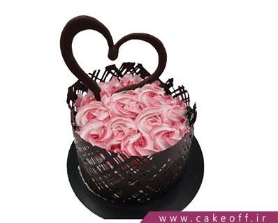 کیک کاکائویی - کیک شکلاتی قلب تا ثریا | کیک آف