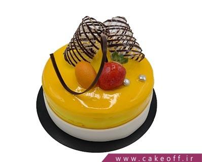 کیک وانیلی ژله ای | کیک آف