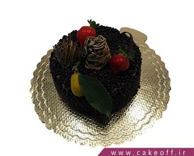 کیک کاکائویی بی بی | کیک آف