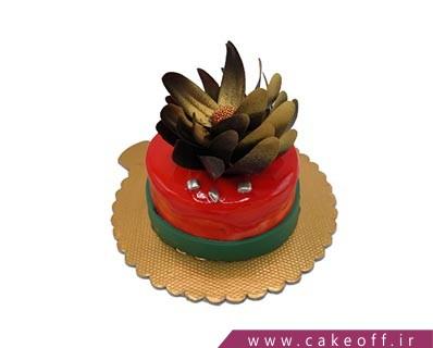 کیک ساده و خوشمزه - کیک ساده تاج شکلاتی | کیک آف