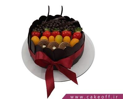 کیک شکلاتی - کیک عمو قناد کوچولو | کیک آف