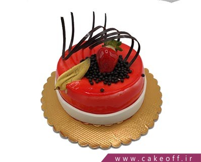 کیک تولد ساده مانی | کیک آف