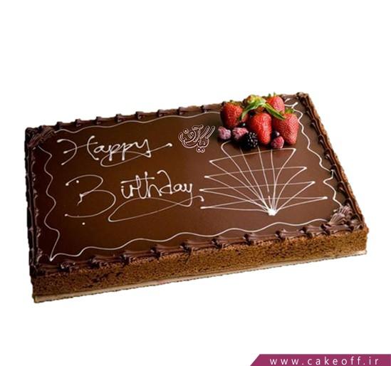 کیک شکلاتی عمو قناد 1 | کیک آف