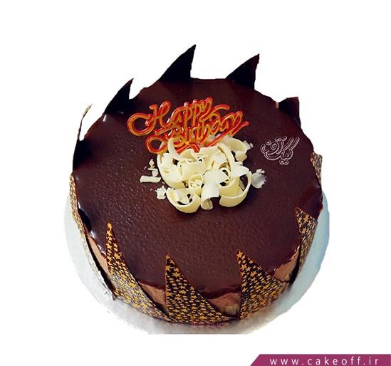 کیک شکلاتی کوک | کیک آف