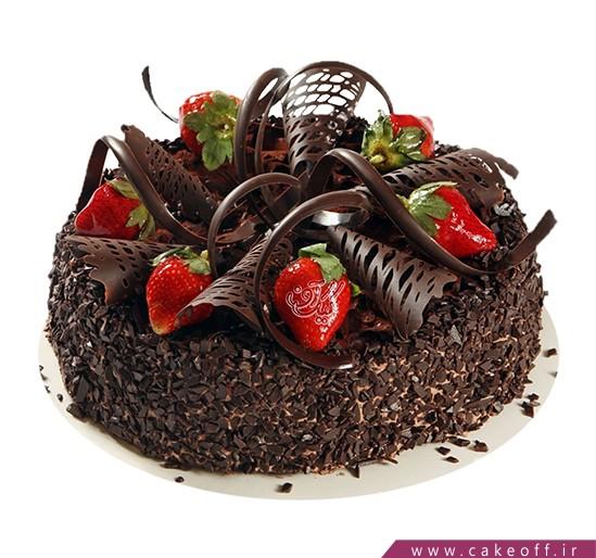 کیک لادن شکلاتی | کیک آف