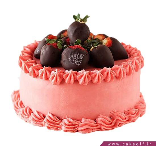 کیک گلاب 5 | کیک آف