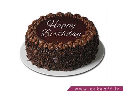 کیک خامه ای - کیک شکلات باران | کیک آف