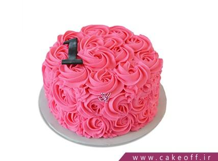 کیک خامه ای - کیک به زیبایی تو | کیک آف