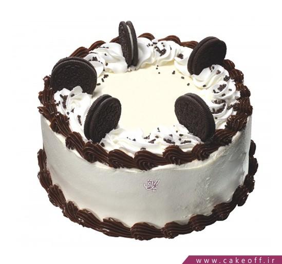 کیک بیسکویت با طعم کیک