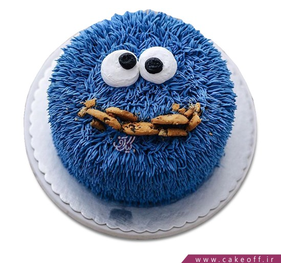کیک تولد بچگانه - کیک لوچ خوش شانس | کیک آف