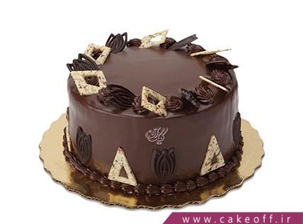 کیک نیوشا، دختر زیبا | کیک آف