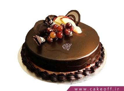 کیک کاکائو میوه ای | کیک آف