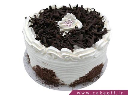 کیک ساده - کیک تولد یک رویا | کیک آف