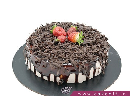 کیک قناد فرفری | کیک آف