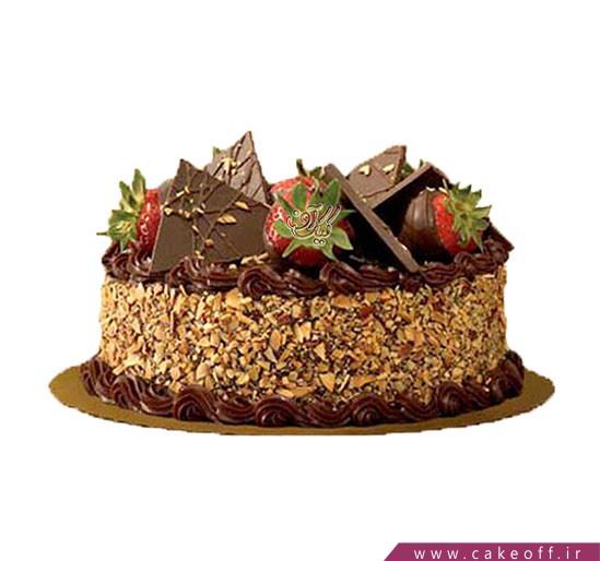 کیک خشایار گردویی | کیک آف