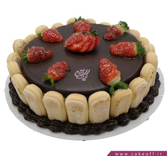 کیک عمو نوروز تولدت مبارک | کیک آف