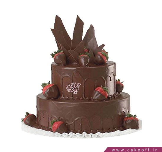 کیک عمو نوروز به جشن میرود